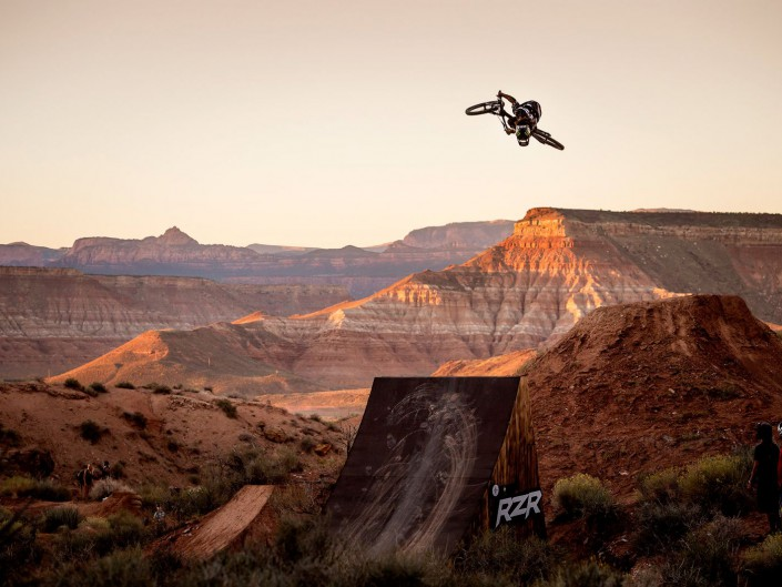 Graham Agassiz | Red Bull Rampage