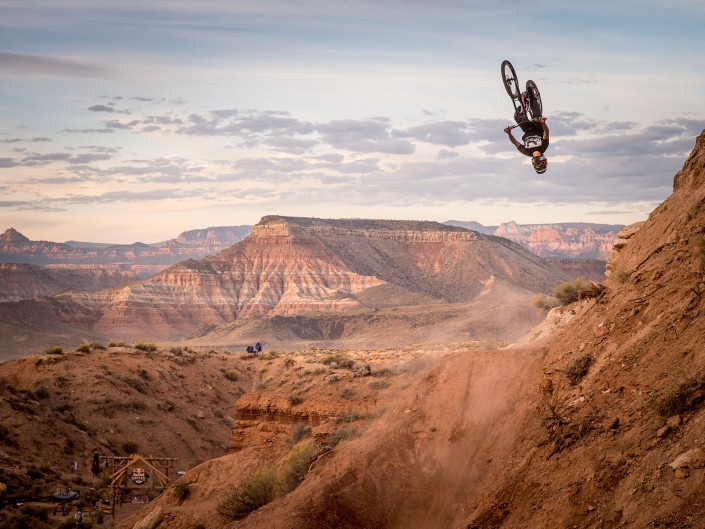 Andreu Lacondeguy |Red Bull Rampage