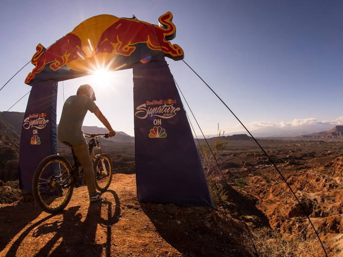 Anton Thelander | Red Bull Rampage