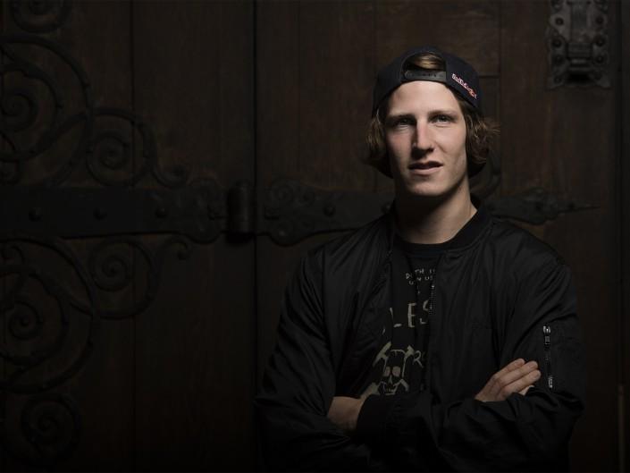 Brandon Semenuk | Portrait