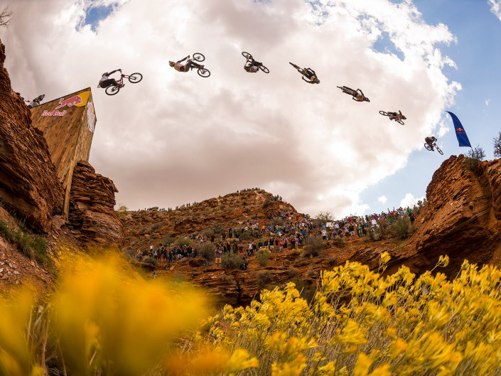 Kelly McGarry | Red Bull Rampage