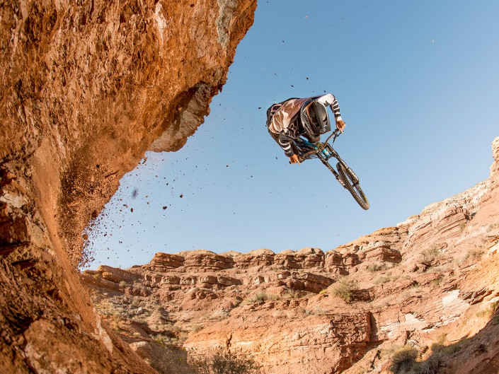 Kirill Benderoni | Red Bull Rampage