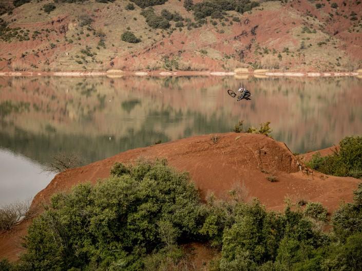 Thomas Genon| Lac De Salagou